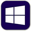 Windows 8.1 lockscreen theme icon