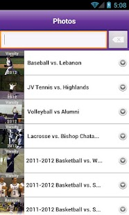 EHS Mobile Sports- screenshot thumbnail