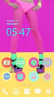 Screenshot of Light Color dodol theme