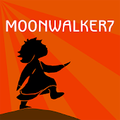 Moonwalker Business Card
