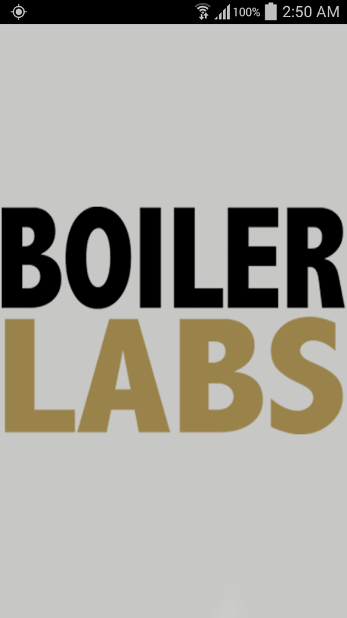 BoilerLabs- screenshot