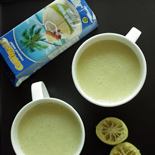Honeydew and Coconut Water Juice