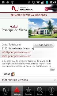 Wine Guide D.O. Navarre- screenshot thumbnail