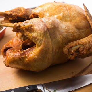 Basic Deep-Fried Turkey