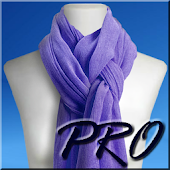 Tie A Scarf and Shawl Pro