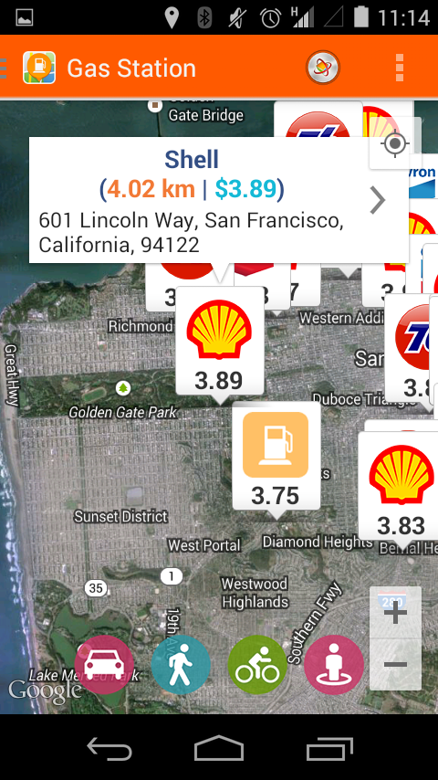 Find A Gas Station >> Find Cheap Gas Prices Near Me Android Apps On Google Play