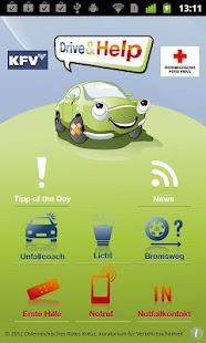 Drive&Help- screenshot thumbnail