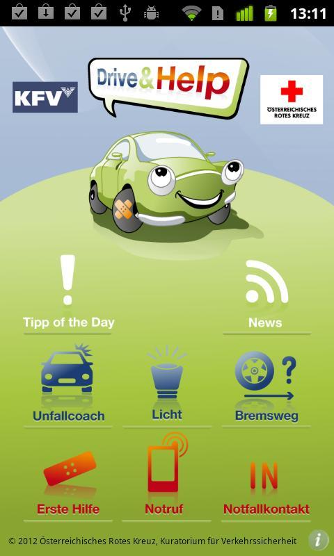 Drive&Help- screenshot