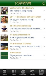 Cheltenham Racecourse- screenshot thumbnail