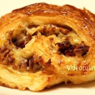Danish Pastry Rolls (Schnecken).