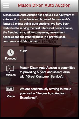Mason Dixon Auto Auction