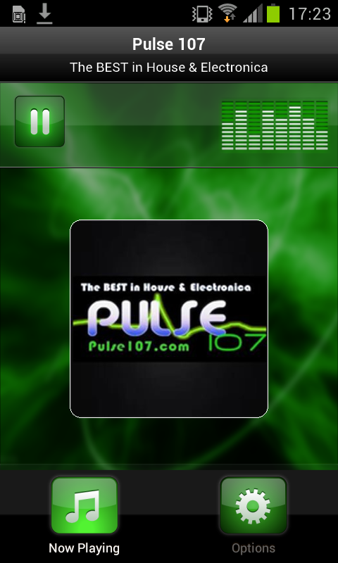 Pulse 107- screenshot