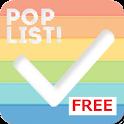 FREE おしゃれなToDoリスト!! -POP LIST! icon