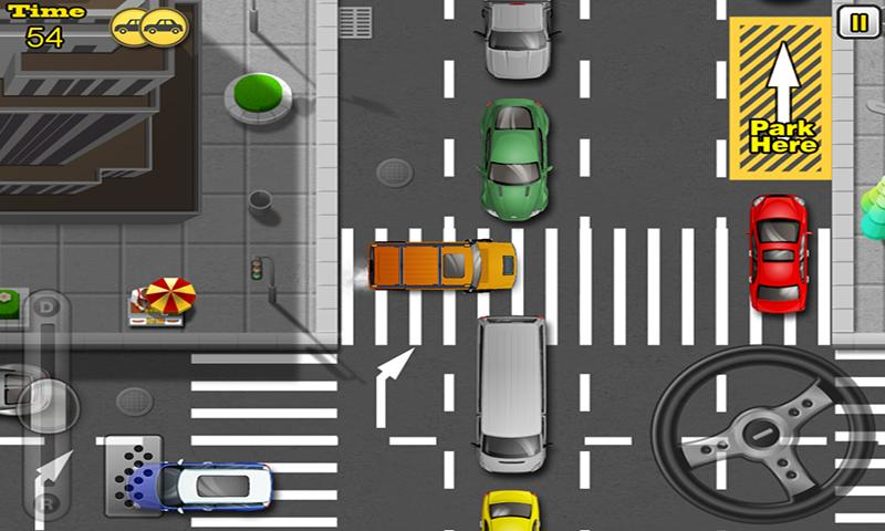 Parking Star 2- screenshot