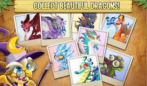 4 Dragon City App screenshot