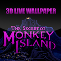 Monkey Island Live Wallpaper3d icon