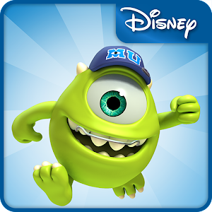 Monsters Inc. Run
