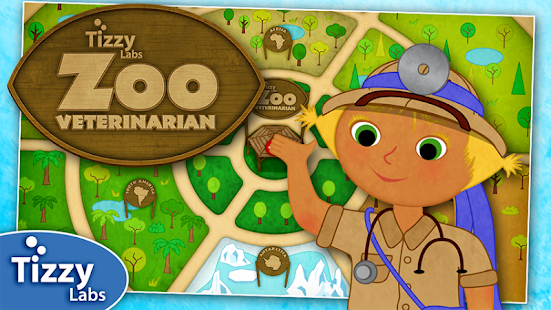 Tizzy Zoo Veterinarian- screenshot thumbnail