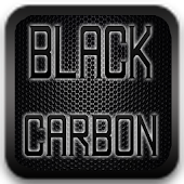 CM10 JB Theme: BLACK CARBON