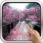 Magic Touch: The Sakura Garden