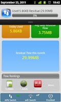 Screenshot of eNETraffic