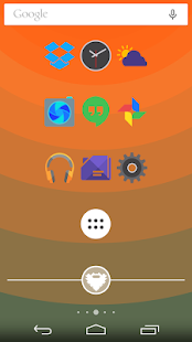 Charge - Icon Pack - screenshot