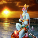 Hanuman Prayers Live Wallpaper icon