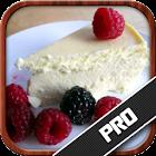 Cheesecake recipe book icon