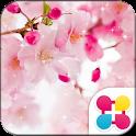 Flower Wallpaper Vivid Sakura icon