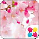 Flower Wallpaper Vivid Sakura icon