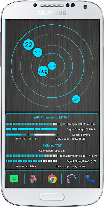 Cy4n t3k Zooper Theme APK Latest Version Download - Free