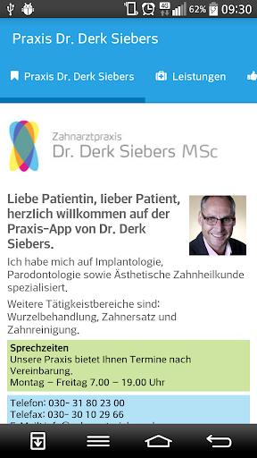 Zahnarzt Dr. Derk Siebers