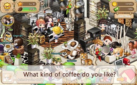 LINE I Love Coffee 1.1.1 screenshot 10404