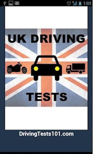 UK Driving Tests - screenshot thumbnail