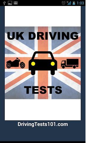 UK Driving Tests - screenshot