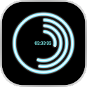 Neon Clock Live Pro Wallpaper icon