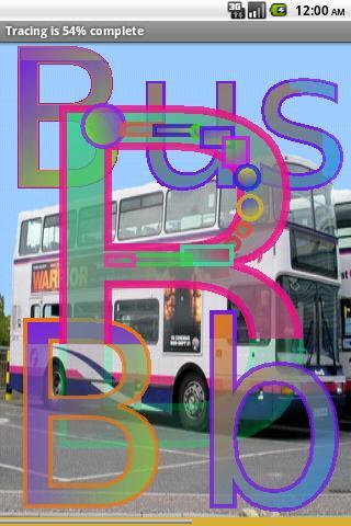 Easy Transport Alphabet 3 FREE- screenshot