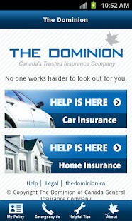 The Dominion: Insurance Help - screenshot thumbnail