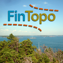 Finland Topography icon