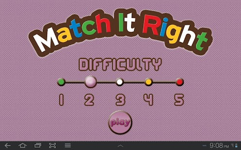 Match It Right - screenshot thumbnail