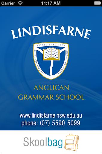 Lindisfarne Anglican Grammar