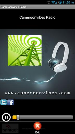 【免費音樂App】Cameroonvibes Radio-APP點子
