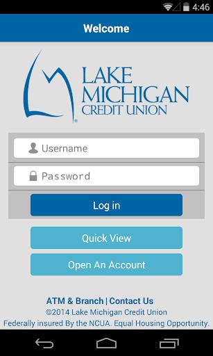 Lake Michigan CU Mobile