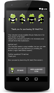 SD Maid Pro - Unlocker- screenshot thumbnail