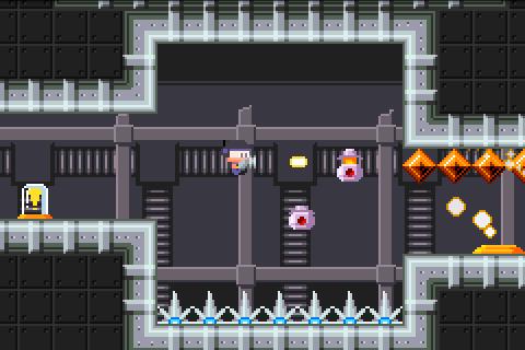 Meganoid FREE screenshot #15