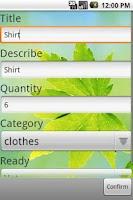 Screenshot of Travel Ready Lite