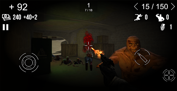 Dead Waves : Zombie Shooter