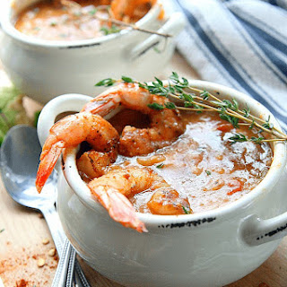 Cajun Shrimp Chowder