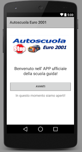 Autoscuola Euro 2001
