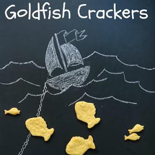 Homemade Cheesy Goldfish Crackers Tutorial and
